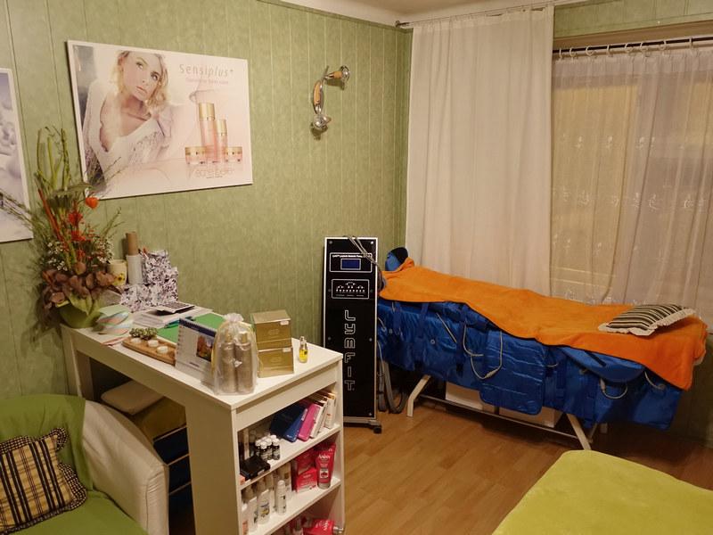 Salon Naďa - masérské a kosmetické služby